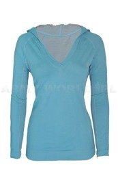 Women's Hooder Fit Balance Brubeck Blue SALE