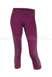 Women's Pants 3/4 Fit Balance Brubeck Purple Sale