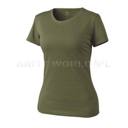 Women's T-shirt Helikon-Tex Oliv New