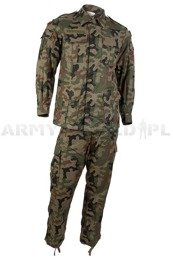 Women's Tropical Polish Uniform Wz.93 124 Z/MON Set Shirt + Pants Military Surplus New