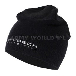 Wool Hat Merino Wool Brubeck Black New