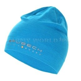 Wool Hat Merino Wool Brubeck Blue New