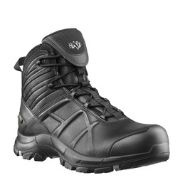 Workwear Boots Haix ® BLACK EAGLE Safety 50 MID Gore-tex Black New
