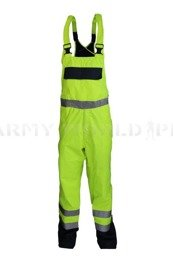 Workwear Dungarees Mascot High-Visibility Yellow Original Like New