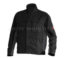 Workwear Jacket Engelbert Straus Black/Grey Original New