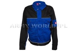 Workwear Jacket Engelbert Strauss Image Blue/Black Original Used