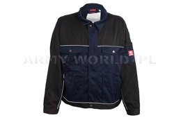 Workwear Jacket Engelbert Strauss Image Navy-Blue/Black Original Used