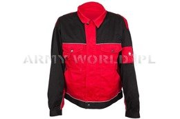 Workwear Jacket Engelbert Strauss Image Red/Black Original Used