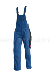 Workwear Overalls Engelbert Strauss Active Blue Original Used