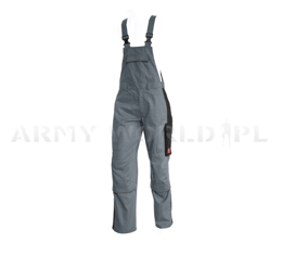 Workwear Overalls Engelbert Strauss Active Grey Original Used
