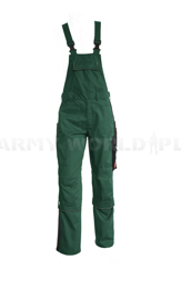 Workwear Overalls Engelbert Strauss Active Olive Original Used