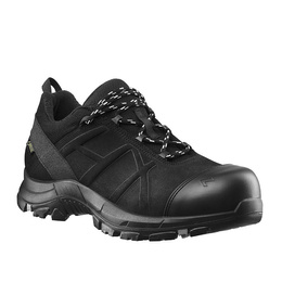 Workwear Shoes Haix BLACK EAGLE Safety 53 Low Gore-Tex Black New - III Quality