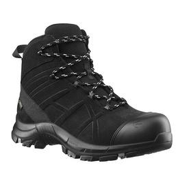 Workwear Shoes Haix BLACK EAGLE Safety 53 Mid Gore-tex Art.610022 Black New III Quality