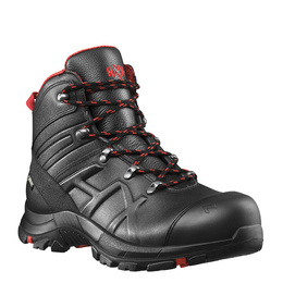Workwear Shoes Haix Black Eagle Safety 54 Mid Gore-Tex New II Quality