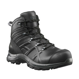 Workwear Shoes Haix Black Eagle Safety 56 Mid Nowe II Quality