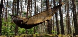 Zen Ultralight Hammock Bushmen Dark Olive New