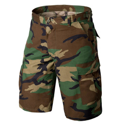 shorts Typ BDU Helikon Ripstop Woodland military shorts
