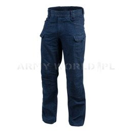 trousers Helikon-Tex UTP Urban Tactical Pants Mid Denim Jeans