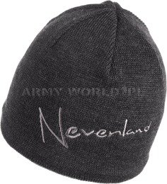 winter Hat NOTE Neverland Grey New