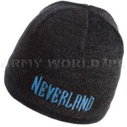 winter Hat PURE Neverland Black-Blue New