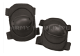 Couter Elbow Protective Pads Black PAINTBALL ASG  Mil-tec New