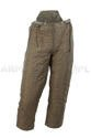Liner To Wear Under Military Trousers Liner To Wear Under Goretex Breathable Bundeswehr Demobil SecondHand
