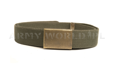 Military Sackcloth Belt Bundeswehr Oliv Original Demobil SecondHand