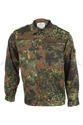 Military Shirt Flecktarn Bundeswehr BW ASG Paintball Original Demobil SecondHand