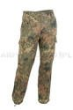 Military Tropical Trousers Kosowo Bundeswehr Cargo Pants Original Demobil