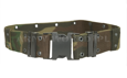 Tactical Webbing Belt US LC-2 Woodland Mil-tec New