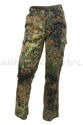 Trousers Flecktarn Bundeswehr Cargo Pants Genuine Military Surplus Used