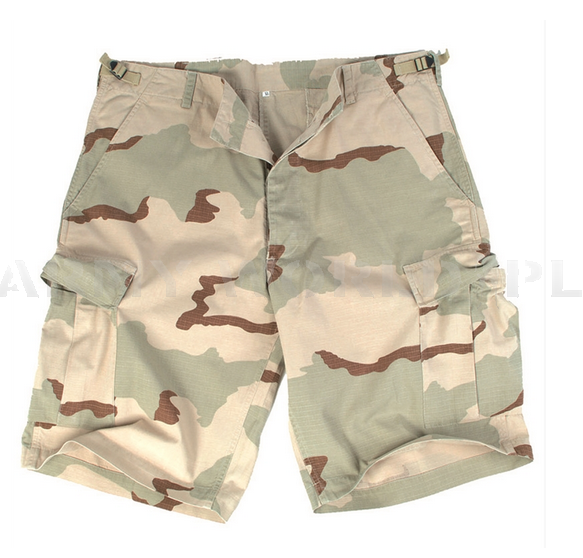 Shorts Mil Short Camouflage Homme Tec Army QCtsdrhx