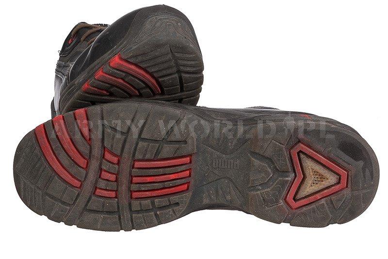 Buty Robocze PUMA Z Metalowym Noskiem S3 Oryginał Jak Nowe