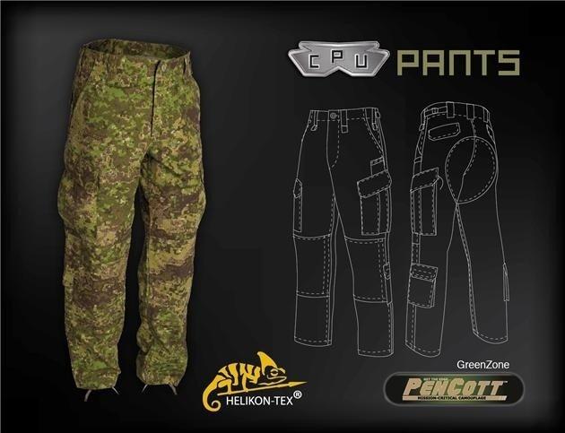 5dde8a69 ... CPU Pants (Combat Patrol Uniform) GREENZONE Helikon-tex Ripstop