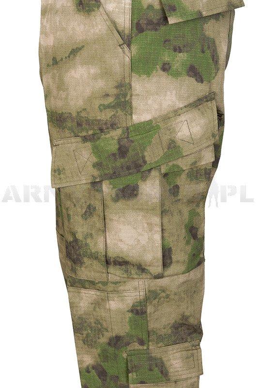 Cargo Pants ACU Army Combat Uniform Mil-tec Camouflage Mil-Tacs FG