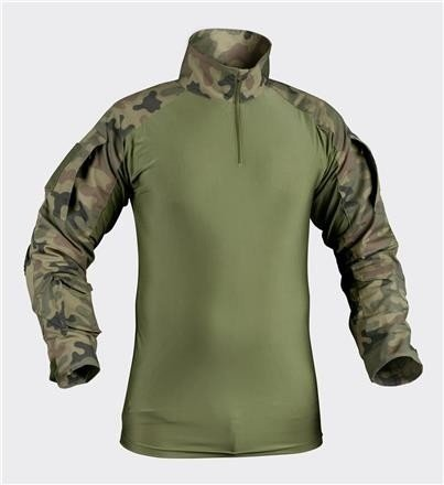 47672a502dd Combat Shirt Helikon-Tex with protection pads new PL Camo wz. 93 PL ...