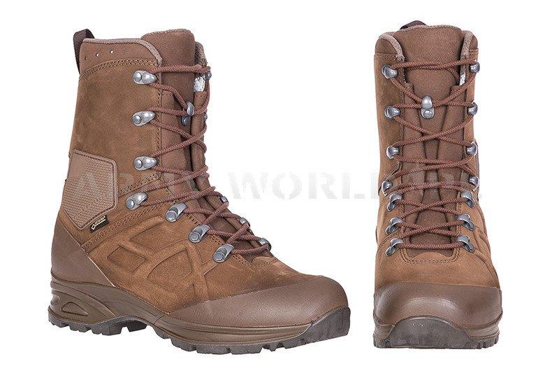 Danish Army Winter Boots Haix Combat Boots Heavy Gore-Tex