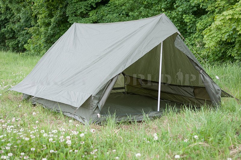 French Army Tent Model F1 Original New M2   MILITARY