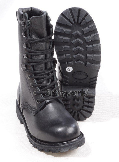 french military leather shoes with membrane gore tex. Black Bedroom Furniture Sets. Home Design Ideas