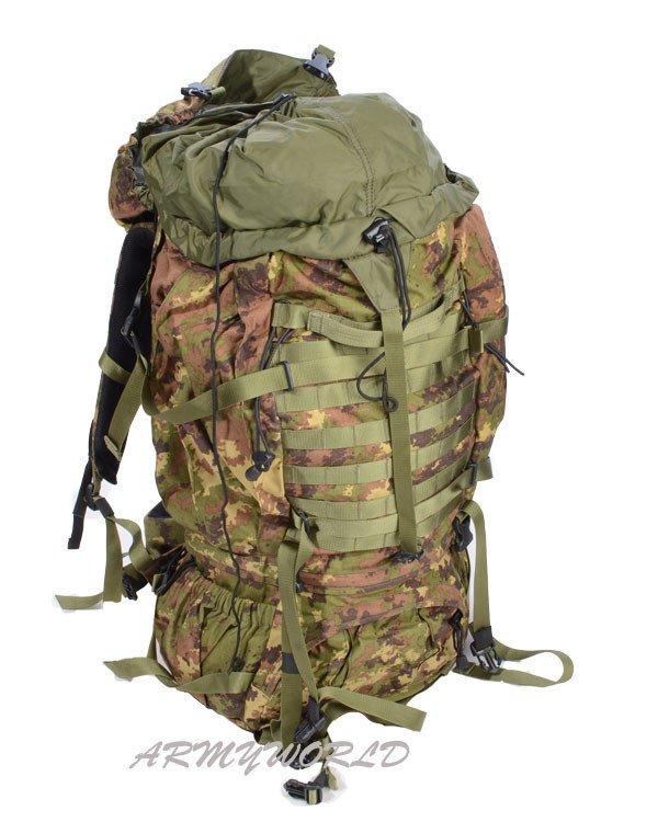 1cbf1e37a28 Italian Military Backpack Vegetato Original Used   BACKPACKS   BAGS ...