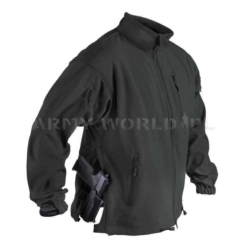 Jacket Jackal SoftShell Helikon-Tex Shark Skin Jungle Green Jungle ... 17df4b9d3c
