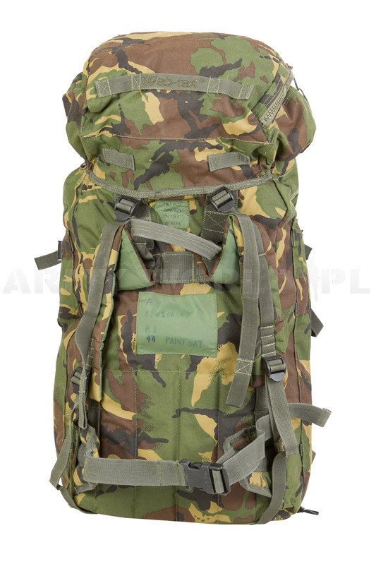 military backpack dpm woodland british army web