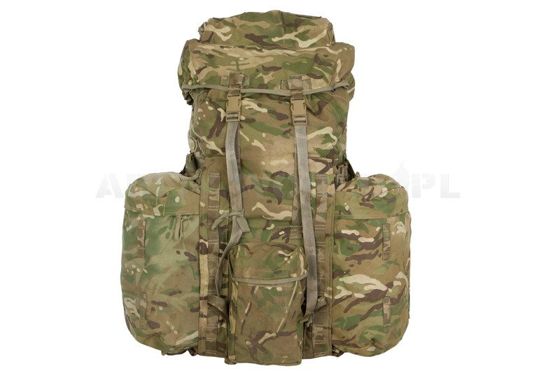 dcc457944c00 Military Backpack Long Convoluted Back MTP IRR 120l Original Used NO SIDE  POCKETS ...