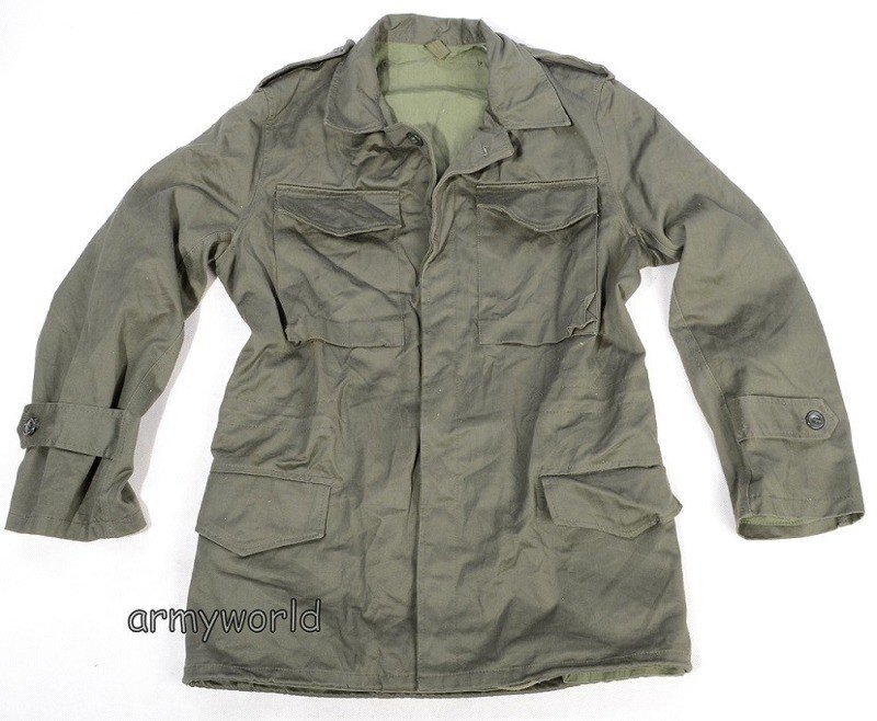 uk availability 333fc fe7f5 Military Parka Jacket Oliv Original Used | MILITARY CLOTHING ...