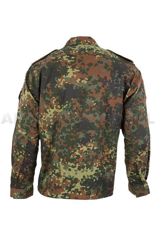 Military Shirt Flecktarn Bundeswehr Asg Paintball Original