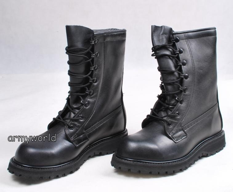 Military Shoes Us Army Leather Cold Weather Goretex Warmed