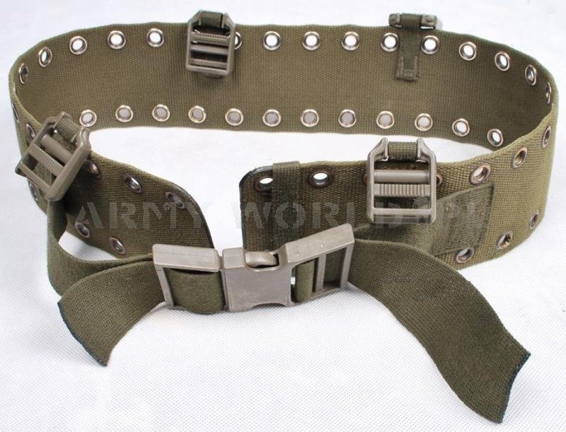Military Tactical Belt To Tactical Instrumentation
