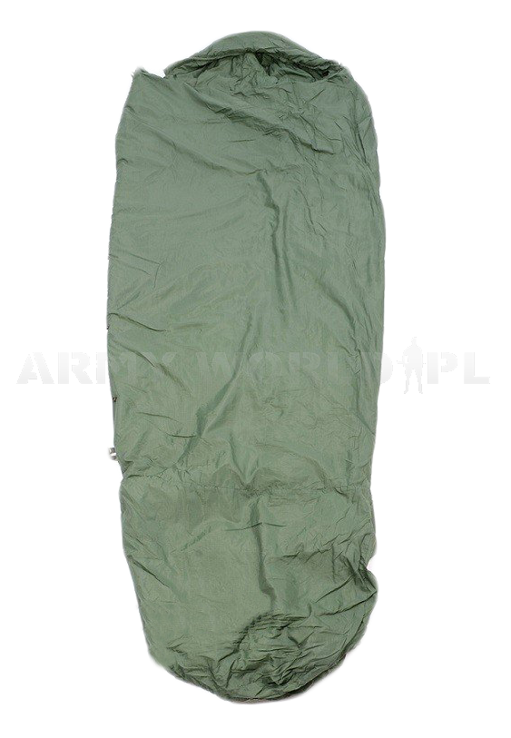 new style 91ac8 4b662 Modular Sleeping Bag Patrol Type I MFH Olive Used   MILITARY ...
