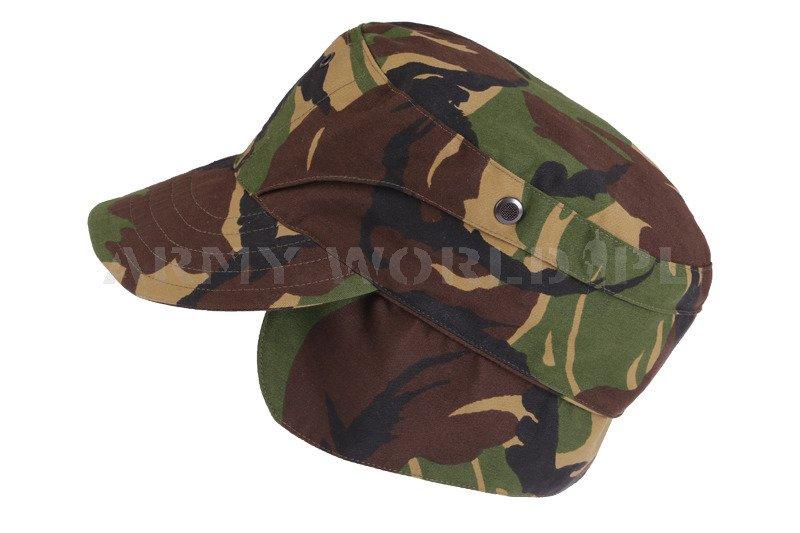 Winter Dutch Army Patrol Cap DPM Genuine Army Surplus Used