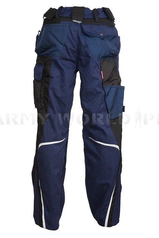 new design most popular classic shoes Workwear Pants Engelbert Strauss Motion Navy Blue Original ...